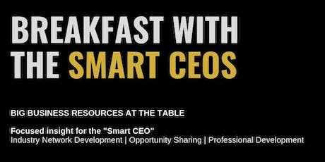 June Breakfast with SMART CEO's tickets