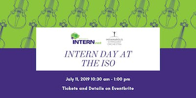 Intern Day at the ISO