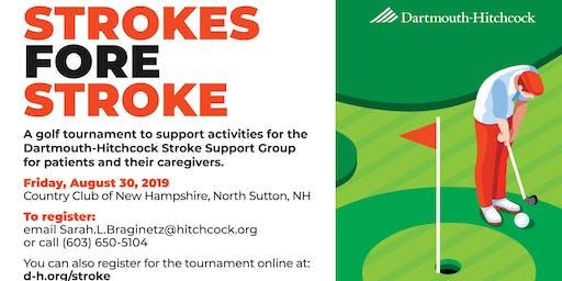 "Strokes ""Fore"" Stroke Golf Tournament"