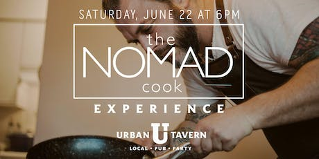 The Nomad Cook Experience tickets
