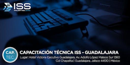 Capacitación Técnica ISS - 23 y 24 de Julio 2019 GDL MÉXICO