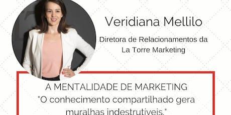 Mentalidade de Marketing ingressos