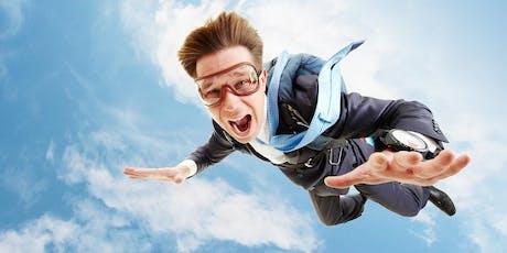 Risky Business - Successful CEO entrepreneurs share their secrets tickets