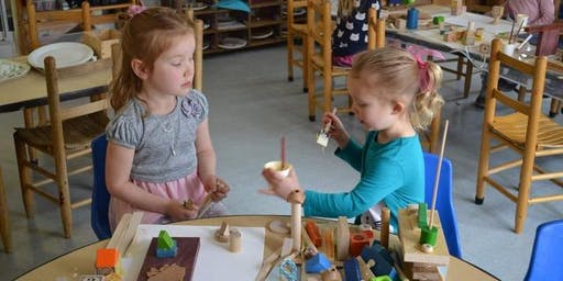 Mini-Makers and Builders drop-in class at Friends School (June 21)