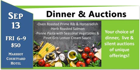 Dinner & Auction Gala tickets