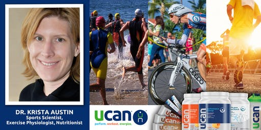 UCAN Nutrition Clinic for Endurance Athletes with Dr. Krista Austin