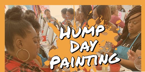 Hump Day - Paint & Sip with ARTrageous Brush & Flow