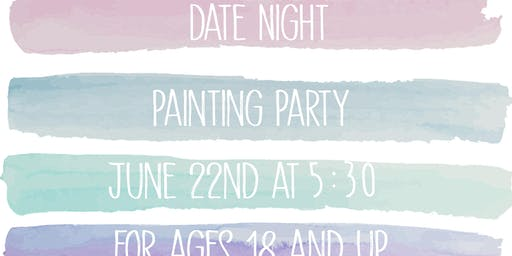 Date Night Painting Party