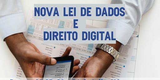 NOVA LEI DE DADOS E DIREITO DIGITAL