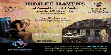 Jubilee Havens 1st Annual Silent Art Auction tickets
