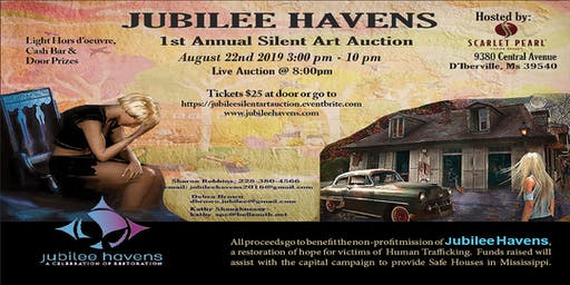 Jubilee Havens 1st Annual Silent Art Auction