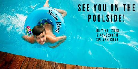 2019 Splash Cove Autism Society - the Heartland Member Event tickets