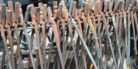 An Introduction to Blacksmithing for 11 to 16 year olds tickets