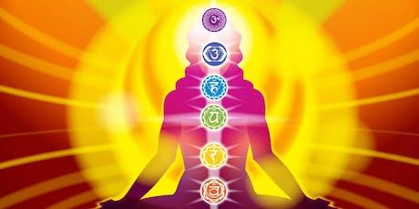 Hot Chakra Yoga tickets