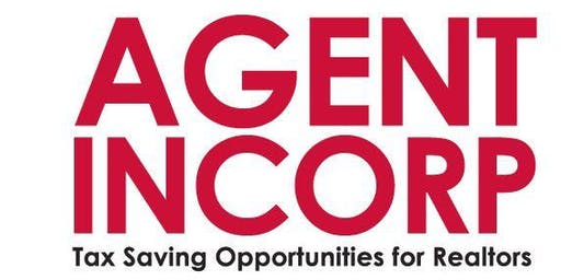 AGENT INCORP - Tax Saving Opportunities for Realtors