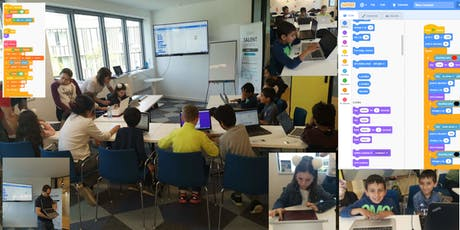 Scratch coding workshop - for kids ages 7+ tickets