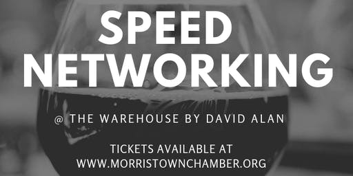 SPEED NETWORKING @ THE WAREHOUSE
