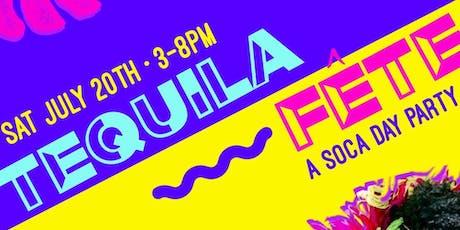 Tequila Fête (A Soca & Reggae Summer Lime) tickets