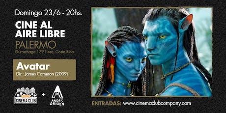 Cine al Aire Libre: AVATAR (2009) - Lunes 1/7 entradas
