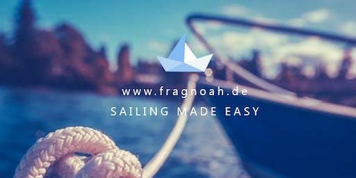 Segeln Sailing in Berlin für alle Erfahrungsstufen *keine Vorkenntnisse notwendig*
