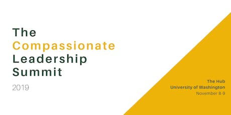 Community Event: The Compassionate Leadership Summit tickets