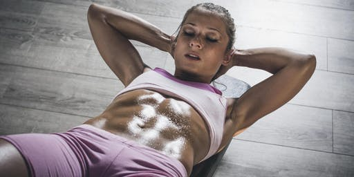 Hot Sweat & Slim Workout