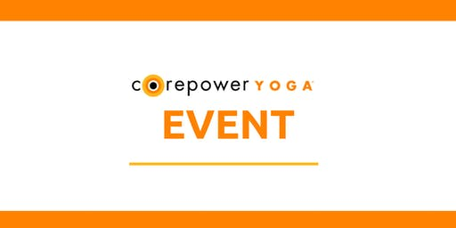 FREE Patio Yoga at Potter's Place presented by CorePower Yoga Naperville