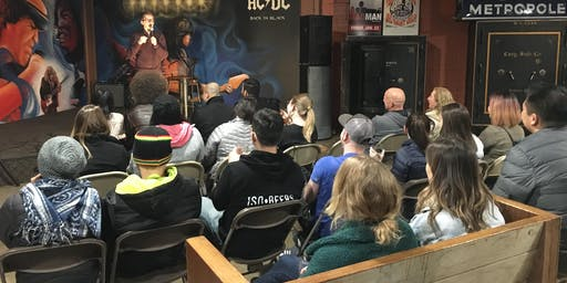 Beer Giggles: Free Standup Comedy & Games!