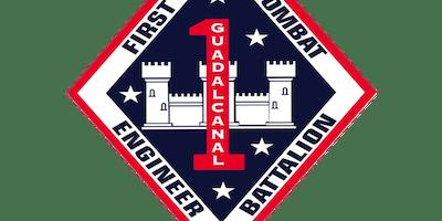 1st Combat Engineer Battalion USMC Ball - Bravo Co