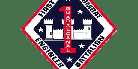 1st Combat Engineer Battalion USMC Ball - Bravo Co tickets