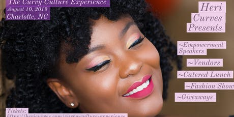 The Curvy Culture Experience  tickets
