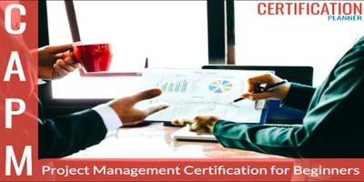 Certified Associate in Project Management (CAPM) Bootcamp in Palo Alto (2019)