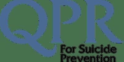 QPR - Suicide Gatekeeper Training (June 26th)