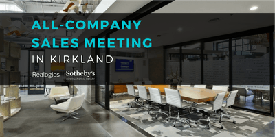 Sales Meeting at RSIR Kirkland