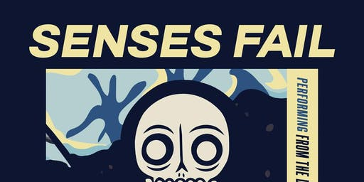 Senses Fail tix still available at https://foryourfriends.net/ @ The Orpheum