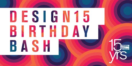DESIGN15 Birthday Bash tickets