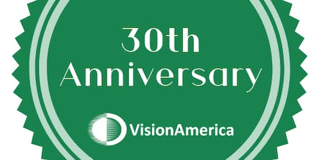 VisionAmerica Summer Conference 2019 tickets