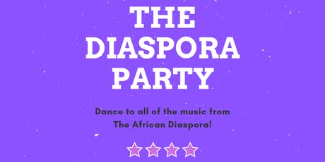 The Diaspora Party tickets