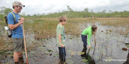 "Adventure Awaits - Growing Up Wild-Connecting Kids to Nature ""Swamp Tromp""-Royal Palm Beach Pines"