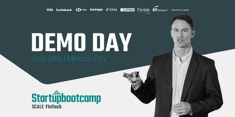 Demo Day | Startupbootcamp Scale FinTech |Batch II  boletos