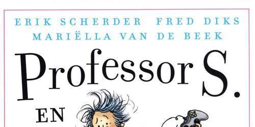LeesiQlub+ Professor S. en de verslaafde koning