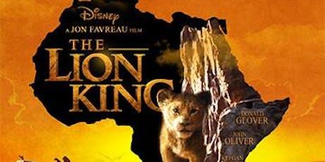 Lion King Movie tickets