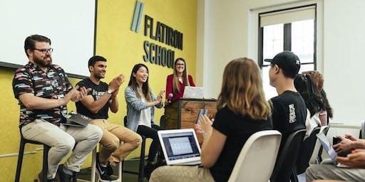 #ChangeThings: Flatiron School Alumni Panel | Atlanta