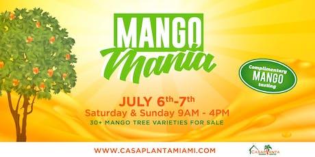 Mango Mania Festival 2019 tickets