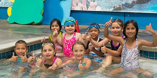 World's Largest Swimming Lesson at SwimLabs Montgomery County