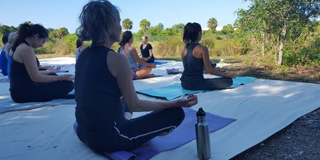 Adventure Awaits - Yoga in the Natural Areas on International Yoga Day tickets