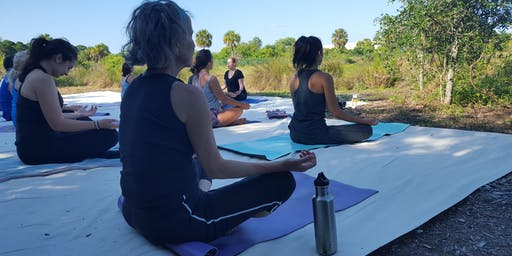 Adventure Awaits - Yoga in the Natural Areas on International Yoga Day