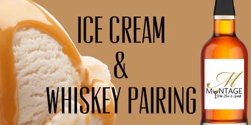 Ice Cream and Whiskey Pairing