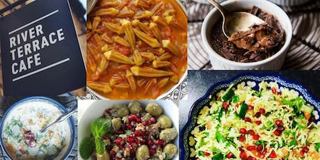 My Persian Kitchen at River Terrace Cafe, St Ives tickets