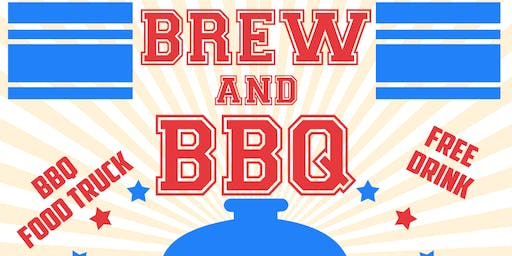 CAMP SGV Brew and BBQ